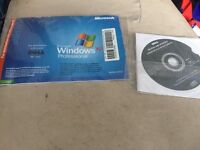 Microsoft Windows XP Professional Service for DELL PC ONLY
