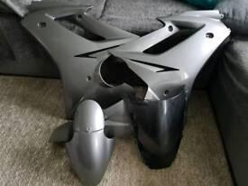 Daytona 675 body work body panels