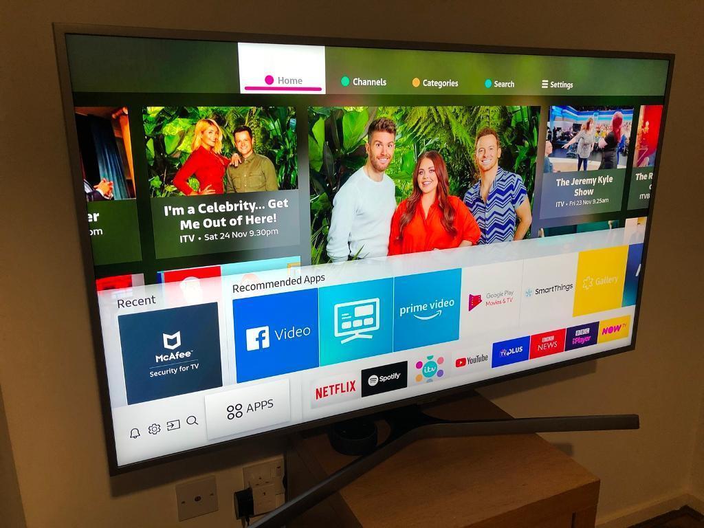 ea8defc756a6 Samsung 50 Led Smart Tv 400Hz - NYC