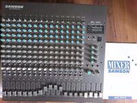 Samson mpl2242 mixer