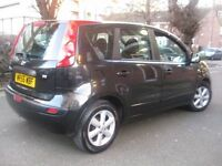 NISSAN NOTE 1.6 AUTOMATIC 2007 @@@ £1495 ONLY @@@ 5 DOOR HATCHBACK