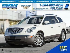 2010 Buick Enclave CXL *Bluetooth, Leather Seats, Sunroof*