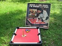 Pendulum pool