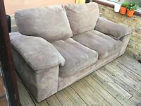 SOFA SET with SOFA BED
