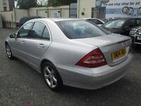 Mercedes c220 cdi spares or repairs