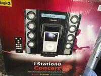 I stations 8 concert