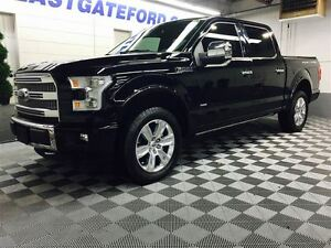 2016 Ford F-150 Owner's Demo--Platinum