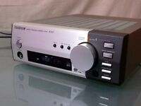 KENWOOD R-SA7 CLASS A AMPLIFIER / RECEIVER MINI SIZE + REMOTE CONTROL