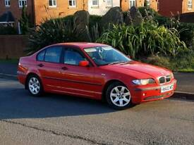 BMW 3series 75000miles ONLY full MOT