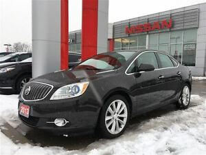 2013 Buick Verano Leather, BOSE, HEATED SEATS, POWER ROOF