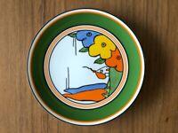 "CLARICE CLIFF Wedgwood plate ""POPLAR"
