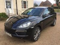 PORSCHE CAYENNE S 3.0 DIESEL V6 AWD *FULL PORSCHE HISTORY, LUXURY SUV BARGAIN, HPI CLEAR, FINANCE