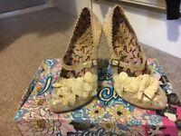Irregular choice ladies shoes
