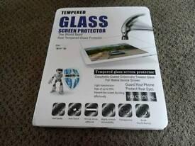 Samsung Galaxy Tab A screen glass protection