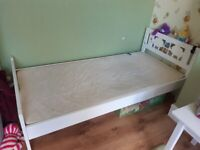 Ikea kritta child single bed
