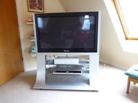 All in one TV and Stand