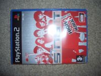 Playstation 2 Sing It Karaoke game