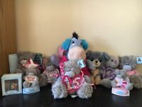 VARIOUS ME TO YOU AND DISNEY TEDDIES **excellent condition**