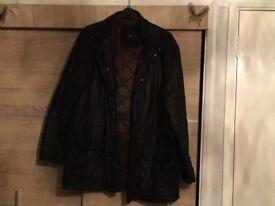Men's Wax Jacket ( New unworn)