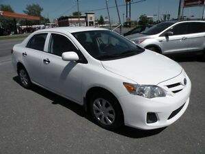2012 Toyota Corolla CE +++AUCUN ACCIDENT+++