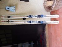 Dynastar Intuitive skis 175 mm with fritschi touring bindings
