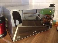Kenwood 900w mirror finish digital microwave