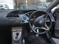 Automatic Honda Civic 1.8 V-tec