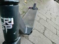 Grit, Crisp, Slam custom stunt scooter