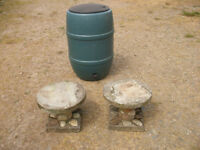 Concrete Plant Pot Stands
