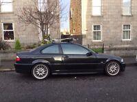 BMW 325 MSport Coupe - 2002