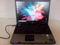 14.1'' HP Compaq 6515b Laptop: *AMD Dual Core 2.20GHz *160GB *3GB *WiFi *WebCam *Win10 *Office2016
