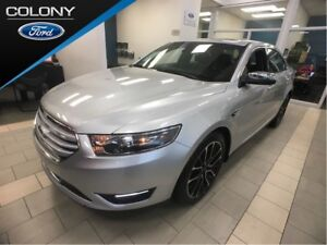 2017 Ford Taurus FORD CERT, LOW % RATES & EXTRA WARRANTY!