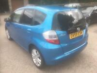 2009 59 Honda jazz 1.4 ex 5 door