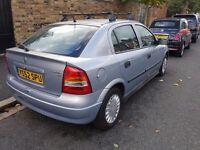 2002 Vauxhall Astra 1.6 auto