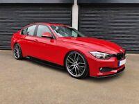 2014 BMW 320D EFFICIENTDYNAMICS *M PERFORMANCE KIT* NOT 318D M SPORT AUDI A3 A4 A5 A6 VW GOLF JETTA