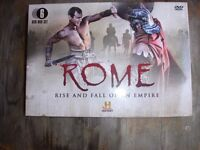 ROME---Rise and Fall of an Empire---6 DVD BOX SET