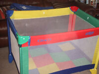 Graco Baby Travel Cot/Playpen