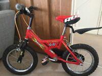 Kids bike (Raleigh)
