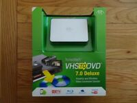 VHS to DVD Converter. Honestech 7.0 Deluxe.