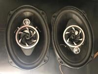 Pioneer 6x9 speakers - 330 watts each