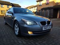 BMW 5 Series 520d SE 4dr Automatic, Full Service History, Xenon Lights, Leather Seats, Heated Seats