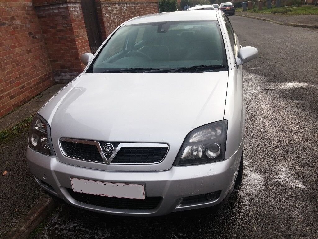 Vauxhall Vectra CDTI 2.0 Silver - Decent condition 2004