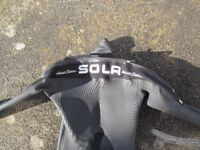 Sola Ultimate Edition wetsuit Medium