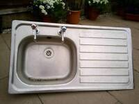 Sink with taps for sale!!!