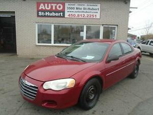 CHRYSLER SEBRING 2004 LX