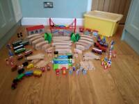 ELC Train set with extras toys