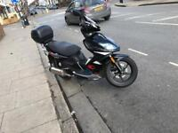 KYMCO SUPER8 125cc 2013 for delivery scooter moped not honda ps pcx sh