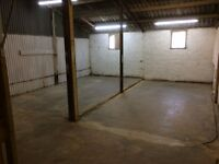 Workshop/Warehouse 550 sq ft in Eastbourne Old Town, secure / 24 hour access, no vehicle repairs