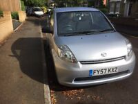07873 638269 STILL FOR SALE - SIRION 1.0 S – Only 78,000 miles - £30 Tax
