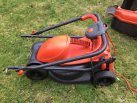 Flymo Electric Wheeled Lawn Mower - fort parts or repair